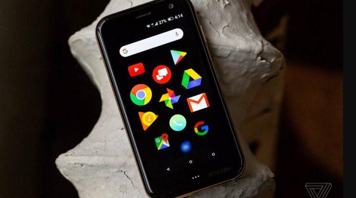 Palm Android 3,3 pulgadas