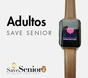 Reloj con GPS para niños y adultos. Más que un reloj.