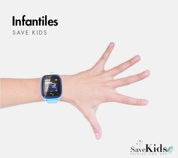 00728835ebb1 Reloj con GPS para niños y adultos. Más que un reloj.
