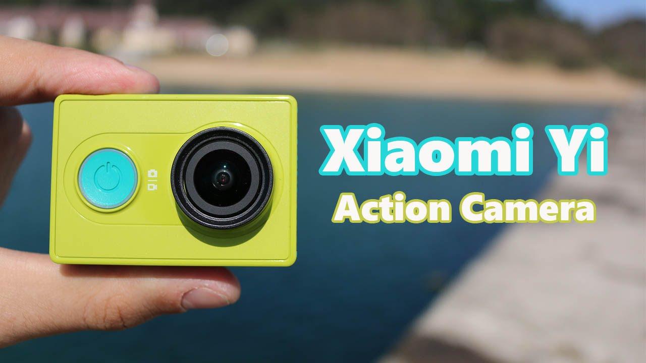 Yi action camera en oferta