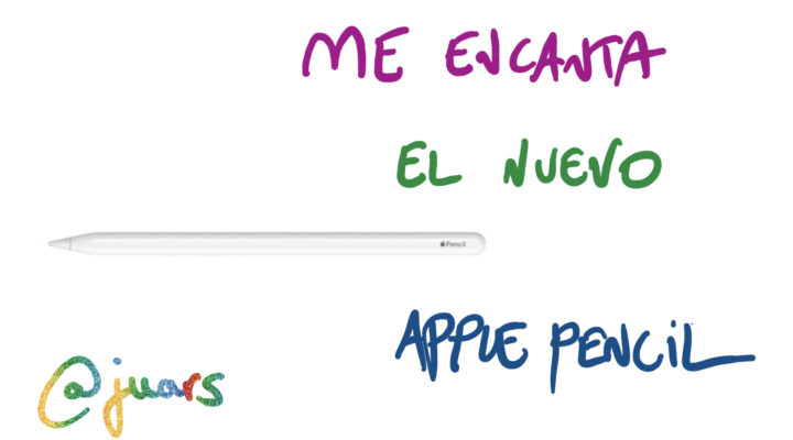 Apple Pencil 2: mi opinión