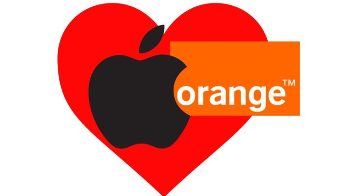 Orange lanza la tarifa «Love iPhone»