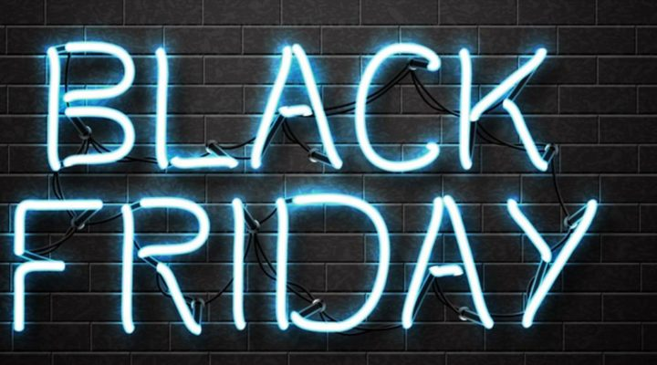 Por fin llegó el ¡Black Friday!