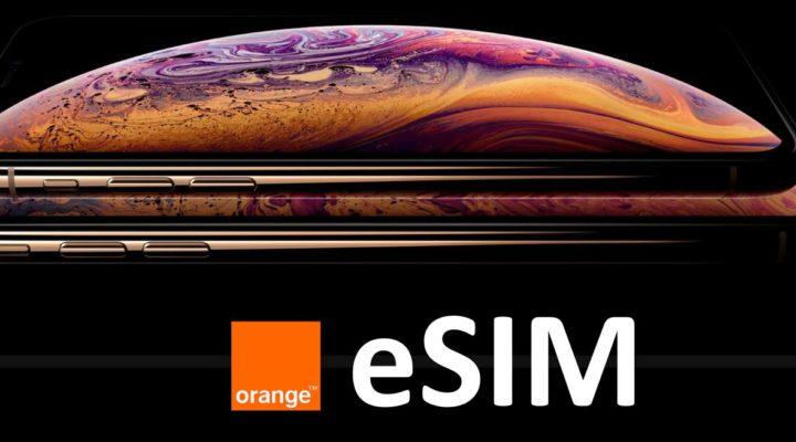 Orange ofrecerá la tarjeta eSIM para el iPhone a partir del 30 de noviembre