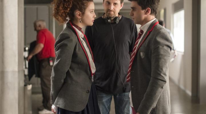 Élite: comienza el rodaje de su segunda temporada