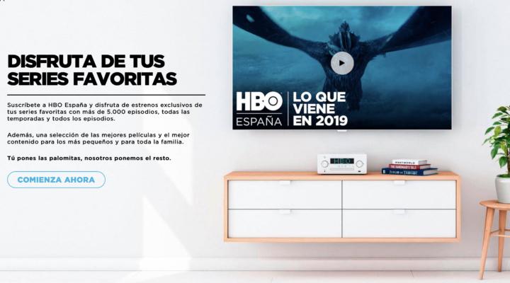 Novedades HBO España marzo 2019