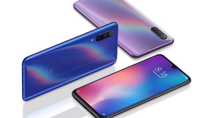 Xiaomi también lanza el Mi 9