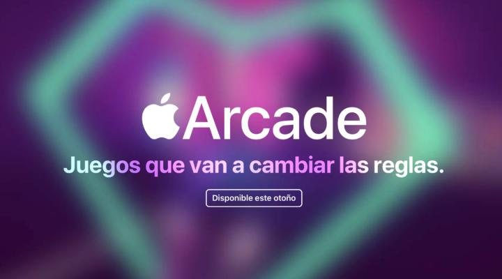 Apple presenta Arcade