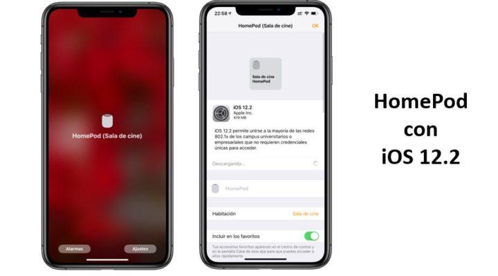 Apple también actualiza su HomePod y su TvOS
