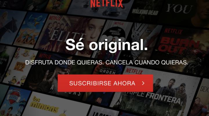 Netflix ya no tiene mes gratuito en España