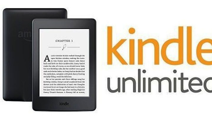 Un mes gratis con Kindle Unlimited
