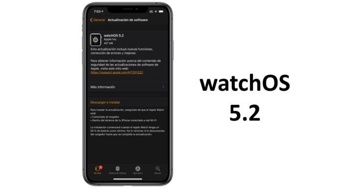 Apple habilita el electrocardiograma con watchOS 5.2 en España