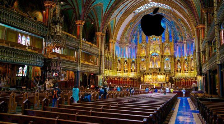 Apple ayudará a la reconstrucción de Notre-Dame