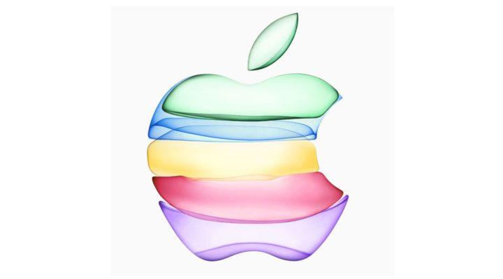 Evento septiembre Apple