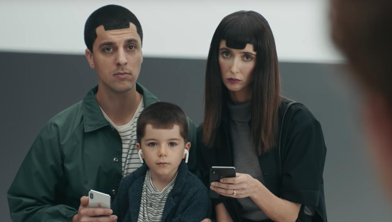 Samsung se ríe de Apple