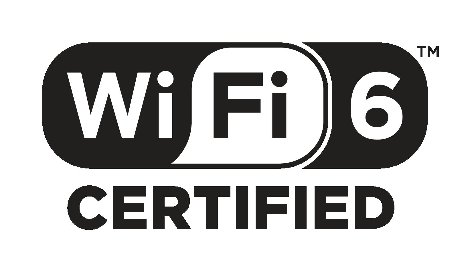 Wi-Fi CERTIFIED 6