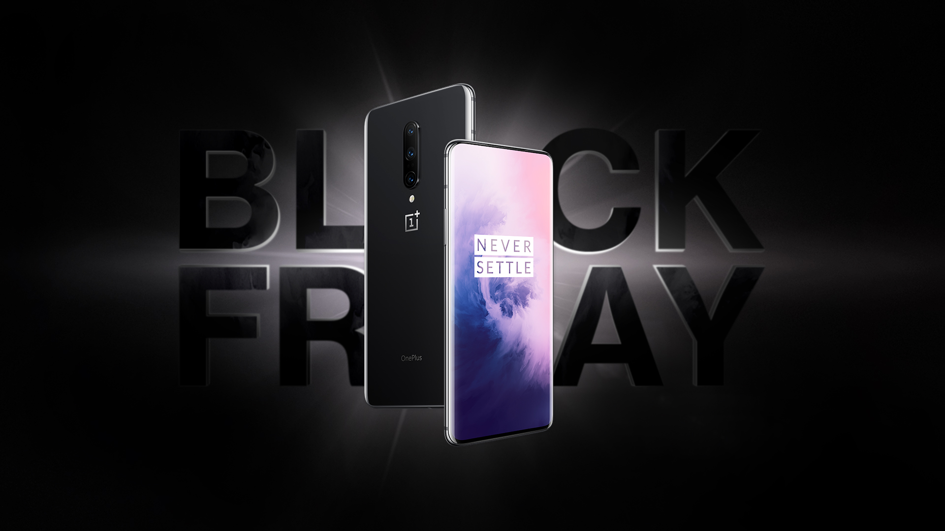 Black Friday - OnePlus